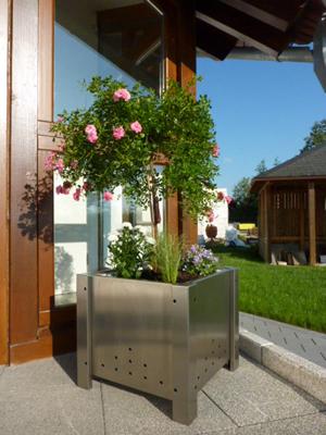 Blumen & Pflanzkübel